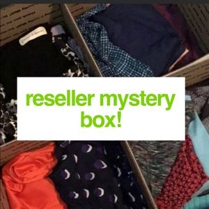 Reseller Mystery Box - 8-10 items, mixed sizes